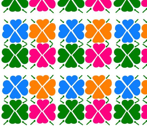 Matisse Colors fabric by feralartist on Spoonflower - custom fabric