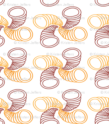 Horn of Plenty Swirls