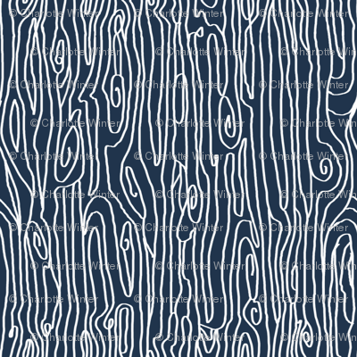 navy blue woodgrain outdoors camping nursery boys navy blue fabric