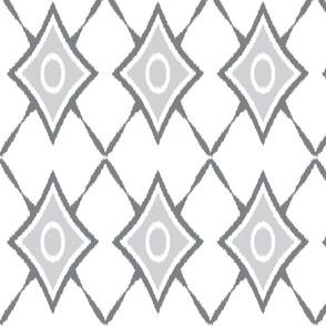 diamond_x_ikat_gray