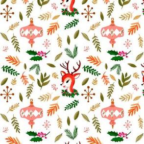 Vintage Christmas - Small