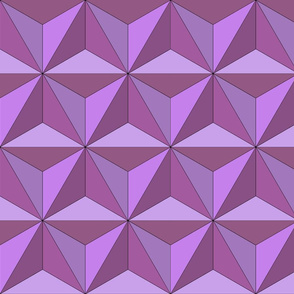 Geodesic Dome - Twilight - Small