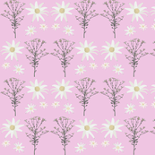 2941 Flannel_Flower#1 -Mauve