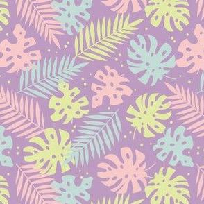 Colorful jungle