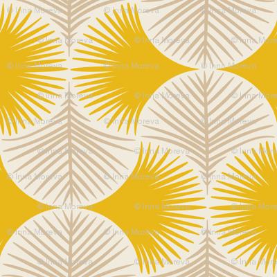Tropical geometry - yellow