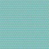 dots hex aqua