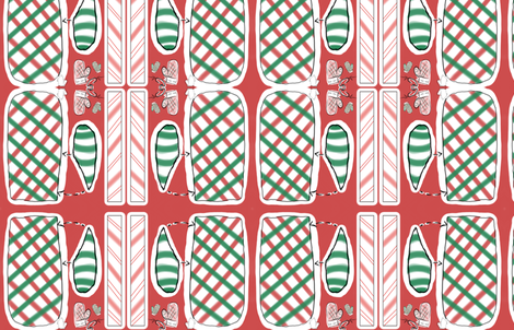 build a mitten fabric by luvinewe on Spoonflower - custom fabric
