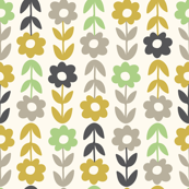 Flower Rows