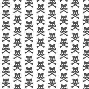 piratecat b/w