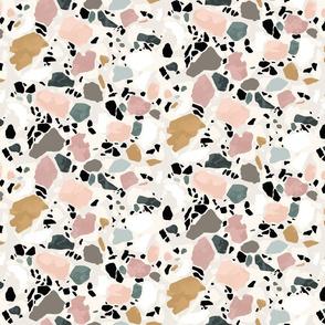 Terazzo_inspired pattern