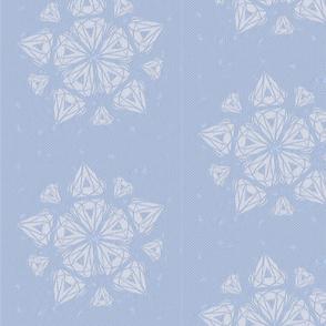 Rough Diamond Lace Snowflake