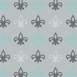 Fleur-de-lis Pattern