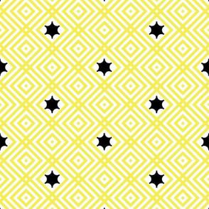 Square Neurons | Yellow