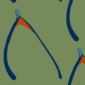 wishbone-green