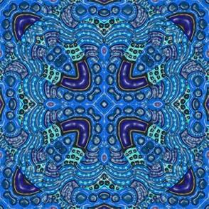 Blue Magnetism