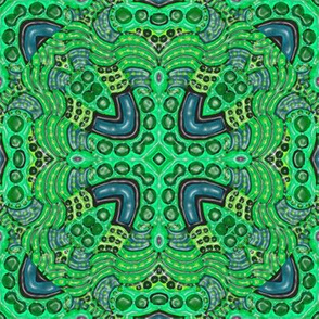 Mint and Teal Magnetism