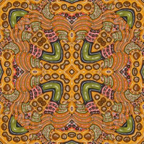Orange and Olive Magnetism