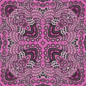Pink and Raspberry Magnetism