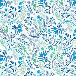 Swirled Garden