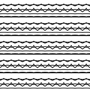 Freeform stripes