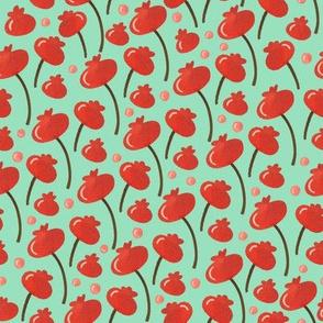 Winter Berries - Mint