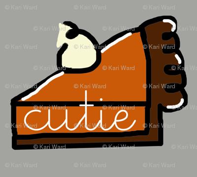 Thanksgiving Cutie Pie