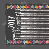 1000 Crane Calendar