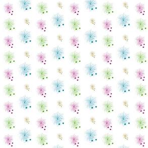 dandelion puffs SMALL - garden