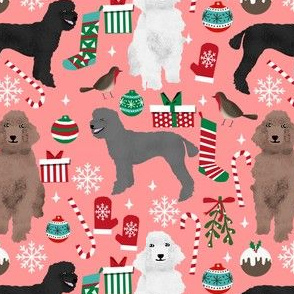 poodles christmas fabric xmas poodle design poodle fabric christmas fabrics