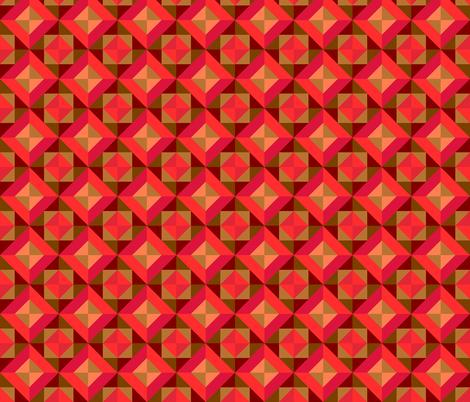 Sunset fabric by julia_designs on Spoonflower - custom fabric