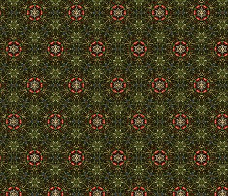 Sleeping Beauty fabric by lfntextiles on Spoonflower - custom fabric