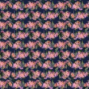 Watercolour Flowers Pattern