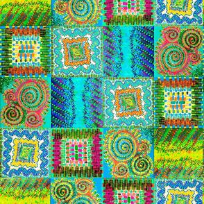 Fleece_acrylic mix