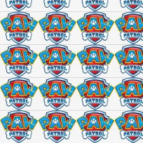 Paw Patrol Logo Seal