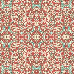 Persian Diversion Pompeii Red
