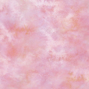WATERCOLOR Light Pink Peach