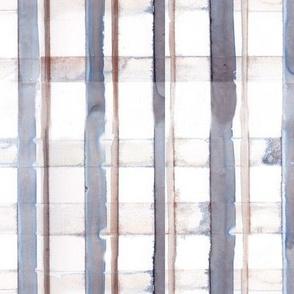 blue grey plaid pattern