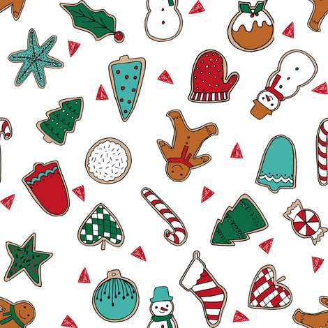 Santa Fa 2019 >> christmas cookies // christmas baking cute christmas designs food baking kids holiday fabrics ...