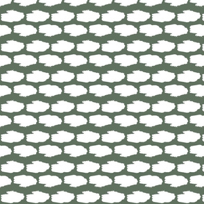 Amphibious Assault Vehicle in a light green and white offset pattern