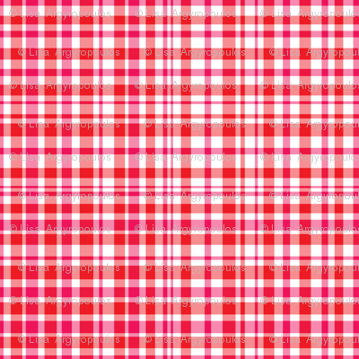 Peppermint Plaid