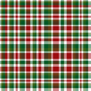 Christmas Plaid 2