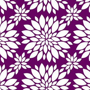 Flower-Petals-Silhouette-turquoise-purple