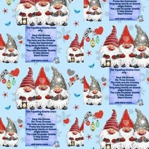 Gnome Choir 4.5x4.5