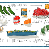 Hatch Chile Relleno by Kschowe
