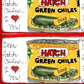 Hatch Chile Love by KSchowe