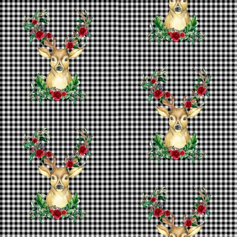 Rrblack_and_white_plaid_winter_deer_4500x4500_shop_preview
