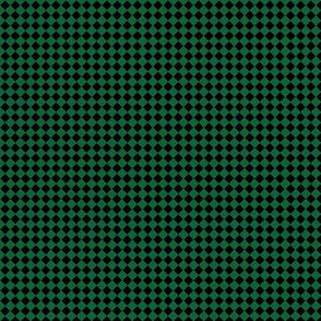 floor tiles checkerboard_green