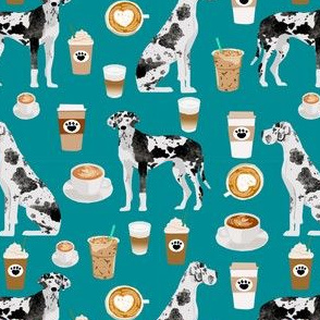 great dane coffee fabrics cute great dane designs best dogs cute dog fabrics