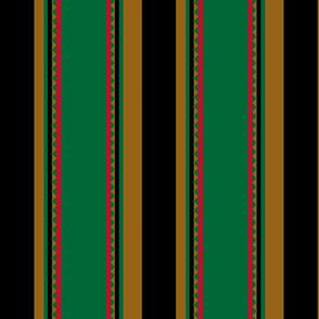 floor tiles stripes_green