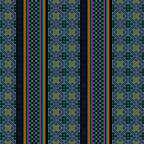 floor tiles_blue